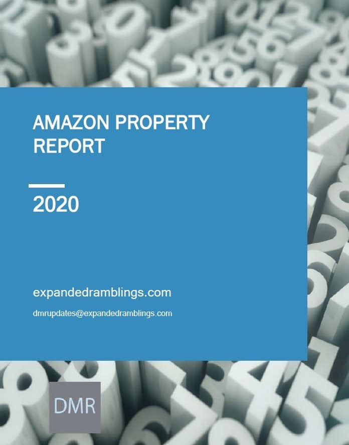 Amazon Property Report 2020 Cover