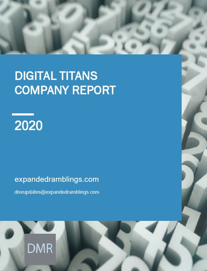Digital Titans Company Report 2020 Cover