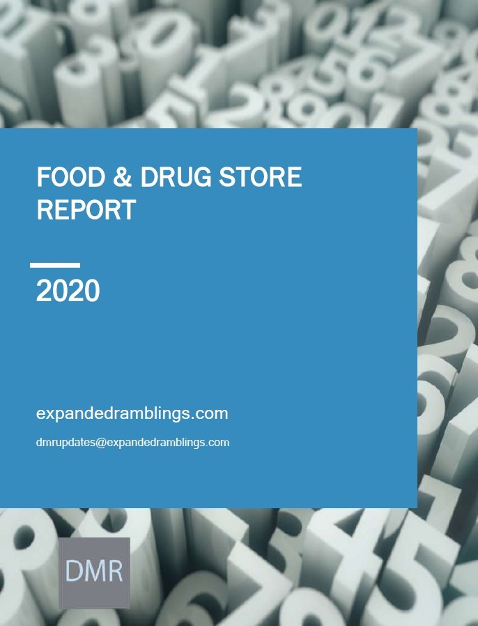 Food and Drug Store Report 2020 Cover