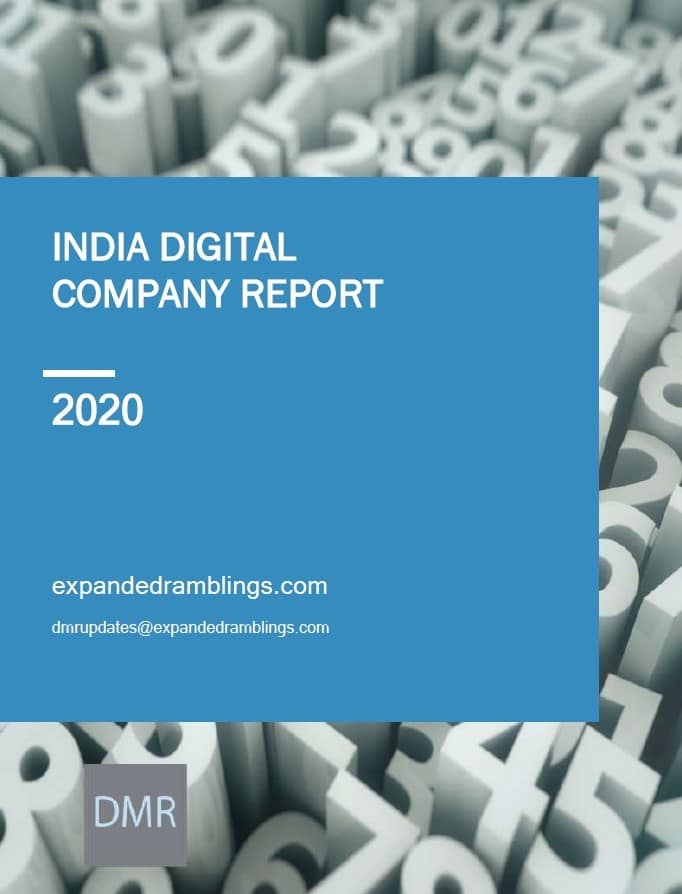 India Digital Company Report 2020 Cover