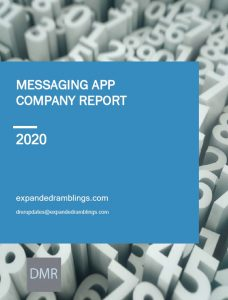 Messaging App Company Report 2020 Cover
