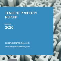 Tencent Property Report 2020 Cover