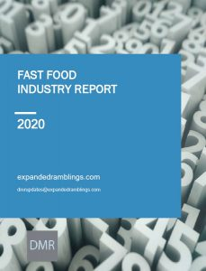 fast food industry report 2020 cover