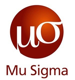 Mu Sigma Statistics user count and Facts