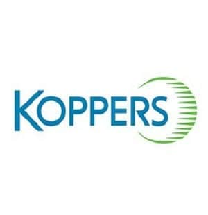 Koppers statistics, Revenue Totals and facts