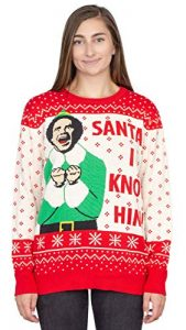 Buddy the Elf Christmas Sweater