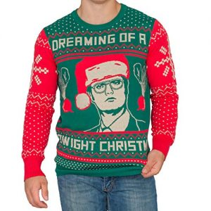 Dwight Shrute The Office Christmas Sweater