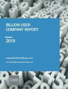 Billion User Club Companies Report