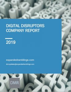 Digital Disruptors Report