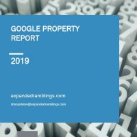 Google Product Report