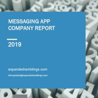 Messaging App Company Report