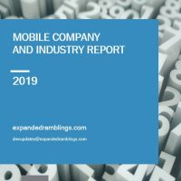 Mobile Industry and Company Report