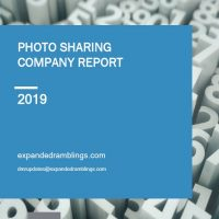 Photo Sharing Companies Report