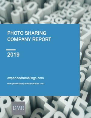 Photo Sharing Companies Report