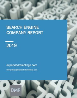 Search Engine Company Report