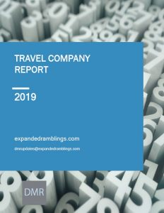 Travel Company Report