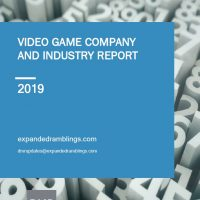 Video Game Report