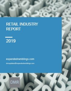 Retail Industry Report 2019 Cover