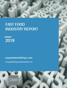 fast food industry report cover