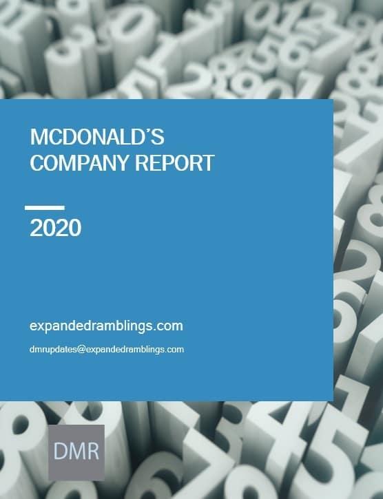 mcdonalds report