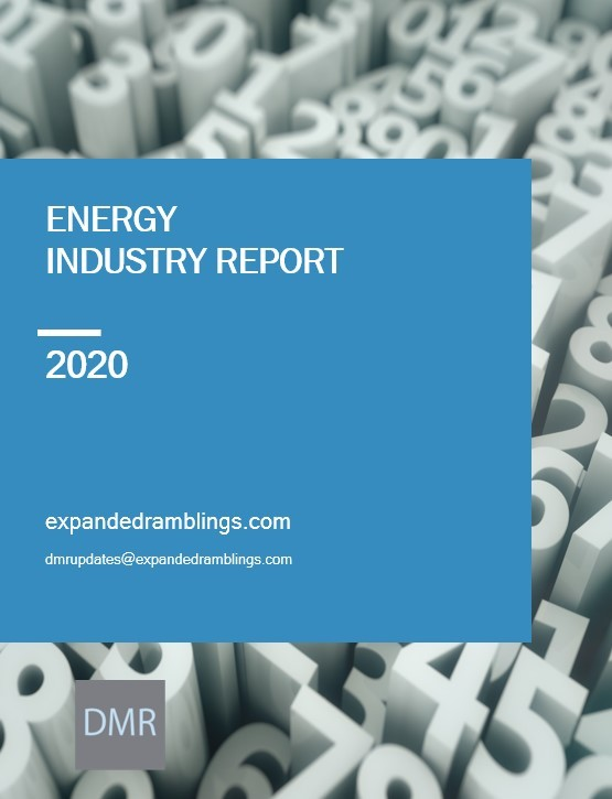 Energy Industry Report 2020 Cover