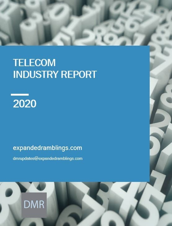 telecom industry report 2020 cover