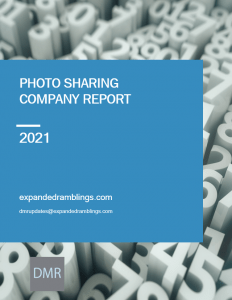 photo sharing industry report 2021