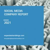 social media industry report 2021