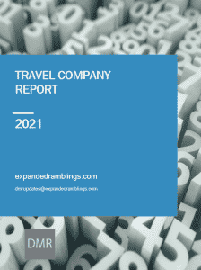 travel industry report 2021