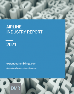 airline industry report 2021