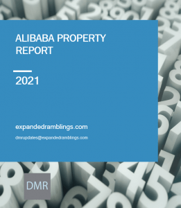 alibaba property report 2021