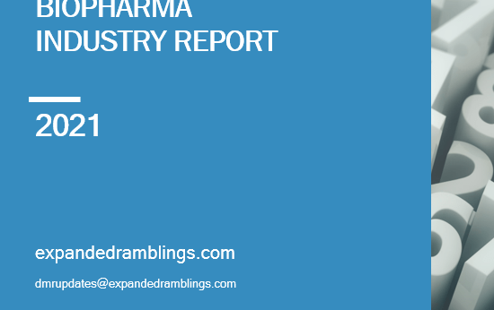 biopharma industry report 2021