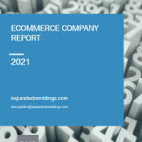 ecommerce industry report 2021