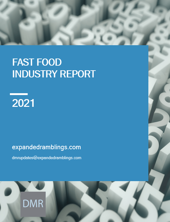 fast food industry report 2021