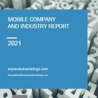 mobile company mobile industry report 2021