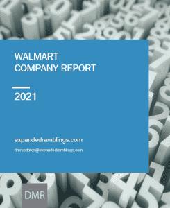 walmart company report 2021